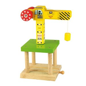 BJT175 Big Yellow Crane Hijskraan BigJigs