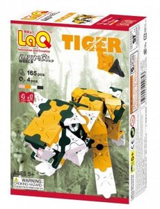 LaQ Animal World Tiger a