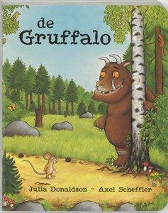 1637417 De Gruffalo (kartonboekje)