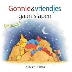 Gonnie en vriendjes gaan slapen (voelboek). 2+ / Gottmer