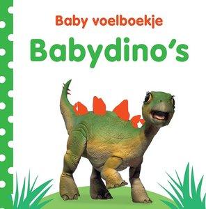 baby voelboekje babydino's
