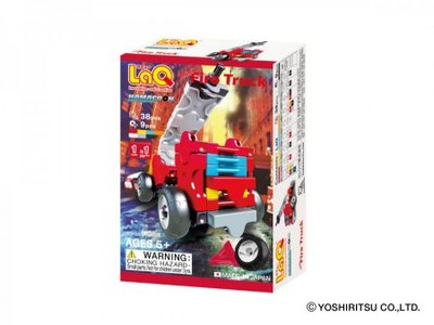 Hamacron Constructor Mini Fire Truck LaQ