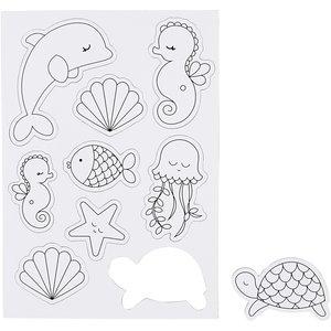 Magneten Zeedieren