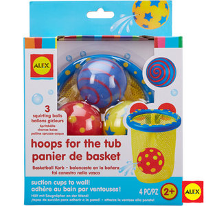Badseelgoed Basketbal in bad / Alex