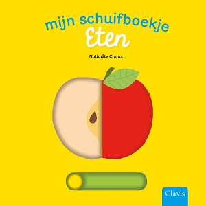Mijn schuifboekje: Eten (karton). 1+ / Clavis