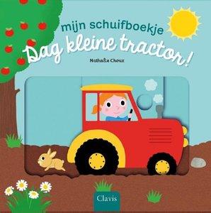 Mijn schuifboekje: Dag kleine tractor (kartonboek). 1+ / Clavis