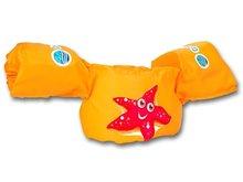 Kinderzwemvest-Geel met zeester-Aquapool