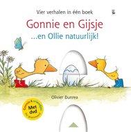 Prentenboek met dvd Gonnie en Gijsje en Ollie natuurlijk