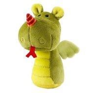 86707 Walter het draakje mini rammelaar Lilliputiens