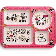 Panda's vakjesbord / Tyrrell Katz