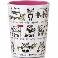 Panda's beker / Tyrrell Katz
