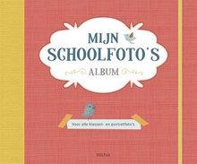 Mijn schoolfoto's album (oranje-rood) / Deltas 1