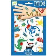 DJ09576 Museaux tatoeages snoeten djeco