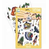 DJ09577 DJ09577 Bang bang tatoeages Djeco
