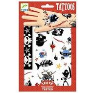 DJ09584 Pirates tatoeages djeco