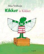 Kinderboek Kikker is Kikker