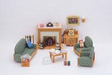 5037 Deluxe Living Room Set