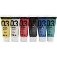 Tubes acrylverf pearl metallic 03 / A-Color
