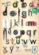 Poster Alfabet / Letters leren is een eitje 1