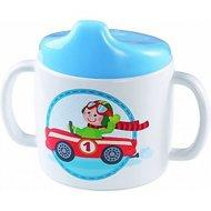 Baby drinkbeker met tuit Snelle sportwagens van HABA