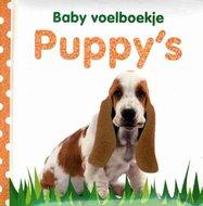 babyboekje voelboekje Puppy's