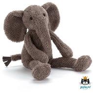 Olifant Slackajack Elephant Small van JellyCat