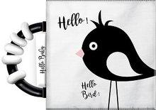 Hello baby. Knisperboekje met rammelaar / Image Books