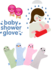 Washandschoen Bever Beaver/ Baby Shower Glove b
